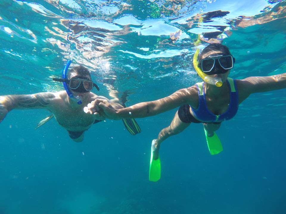 Retreat - snorkelling adventures