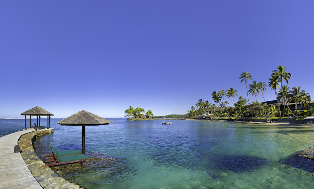Relaxation by the water - Crave Fiji