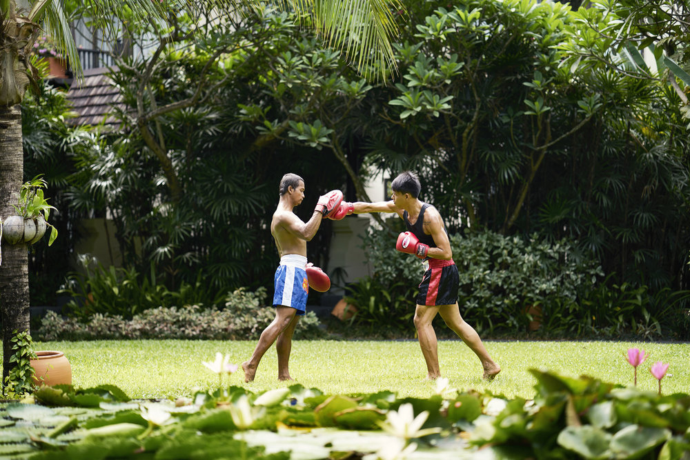 Kick off your holiday with Muay Thai