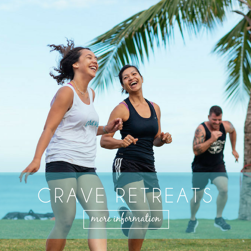 Crave Retreats