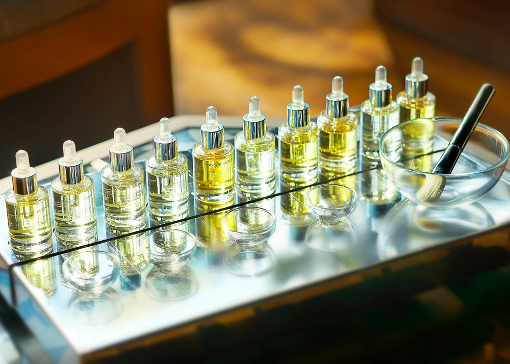 Essential Oils for relaxation - Crave Thailand Retreat