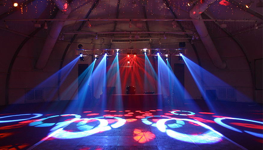 Party the night away.. - We have dozens of DJ's specializing in mixing different languages of music. We have endless permutations of sound and light to suite your event. Your guests won't want to leave the dancefloor, that's a guarantee!