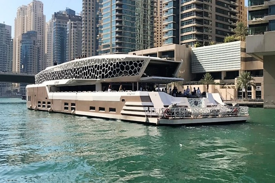 Yacht Events - Why not consider doing your event on a Yacht? You may be surprised that a wedding or corporate event on a Yacht is usually cheaper than one done at a 5 star hotel in Dubai. Call us for a free consultation and we're confident we can turn your vision into reality while accommodating your budget all the while.