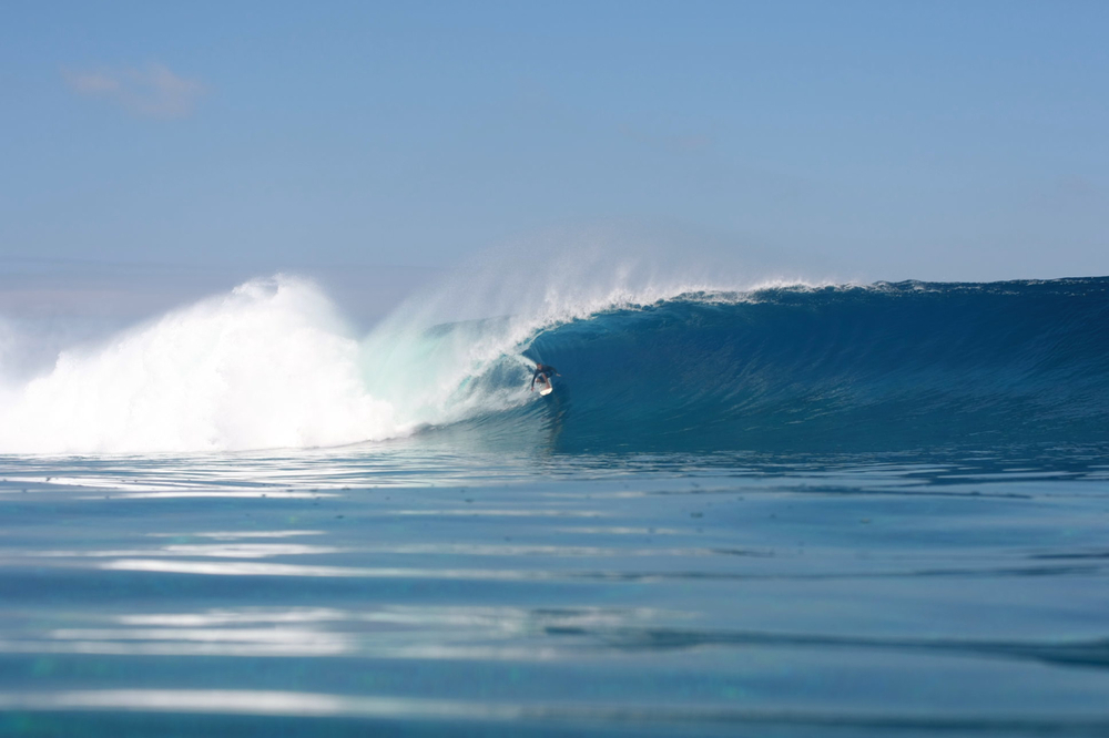 Matanivusi Surf Resort.