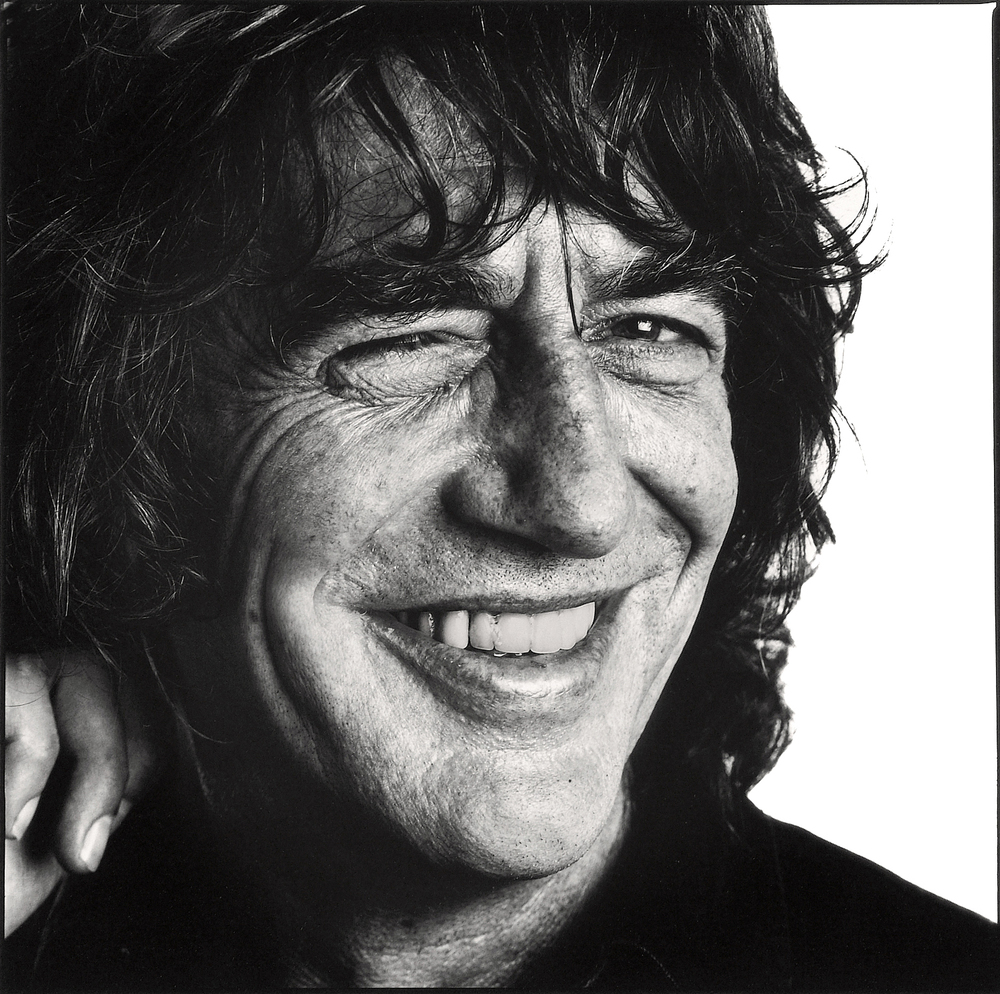 Howard Marks, Cons to Icons Exhibition. Portrait by Anthony Oliver