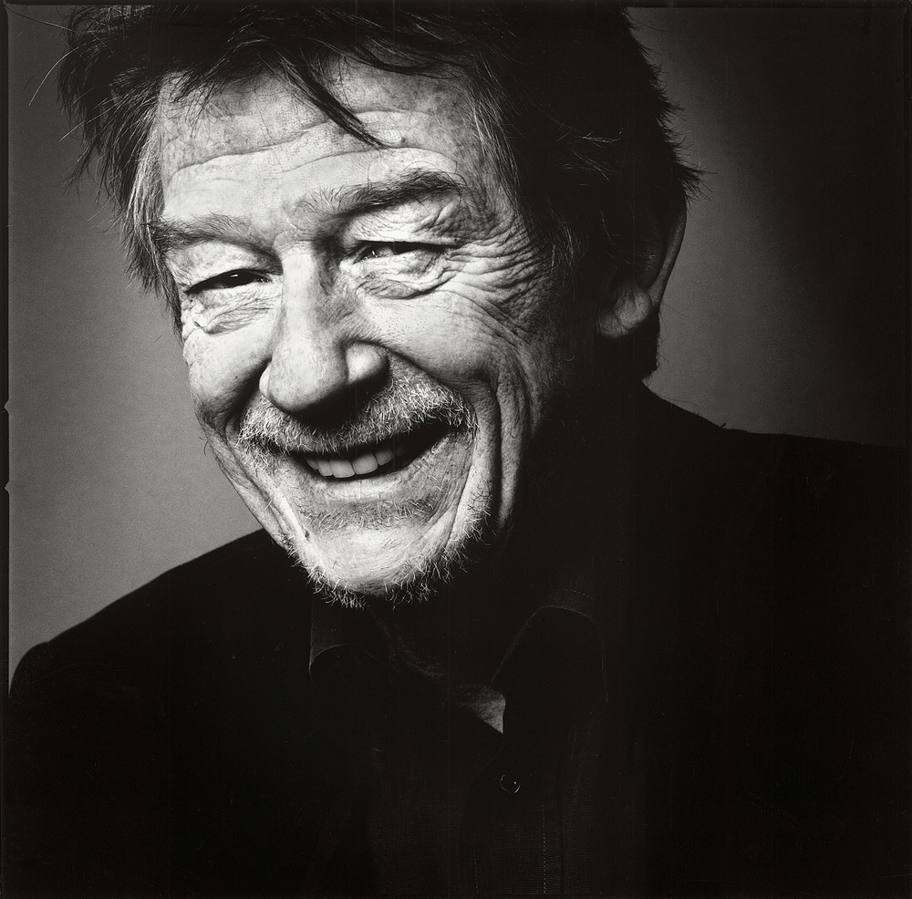 John Hurt, Actor. Portrait by Anthony Oliver