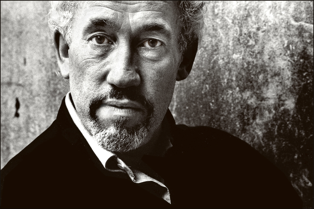 Simon Callow, Actor.  Portrait by Anthony OliverActor.  Portrait by Anthony Oliver