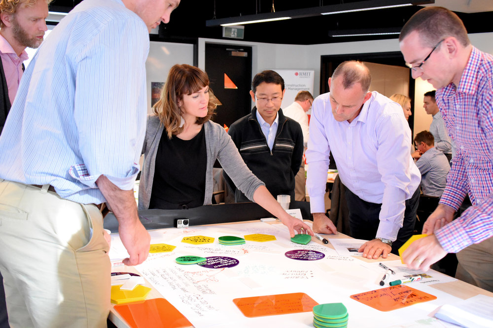 May 2017: The design road-mapping approach enabled Aurecon engineers to embody the principals of the Aurecon Design Engineer (Creativity, Empathy, collaboration, Transdisciplinarity, Collaboration, Design Thinking and Communication) while working on a human-centred engineering problem.