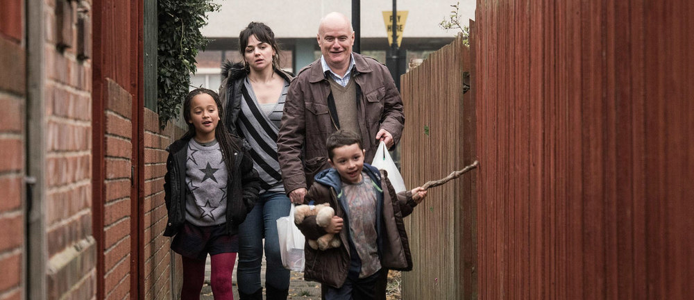 I, DANIEL BLAKE fra Ken Loach vant i kveld gjeveste pris i Cannes.