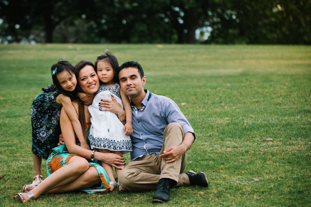family photography bicentennial park