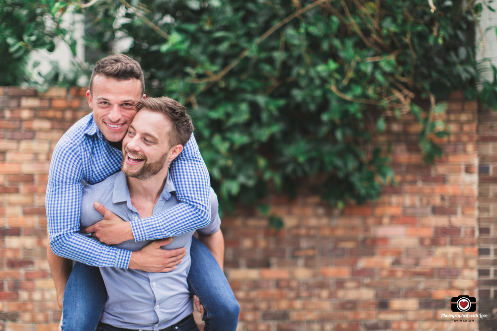 same sex couple photography