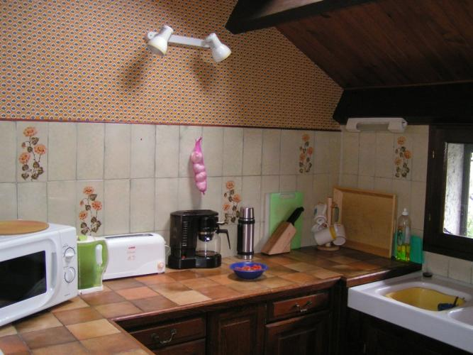 Kitchen work surfaces