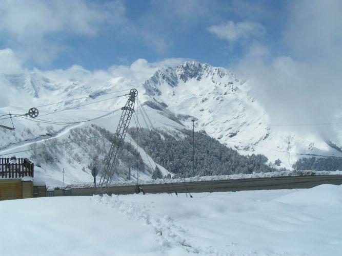Superbagnères ski resort