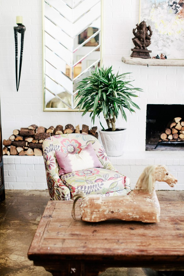 via Habitation Co. home decor style california