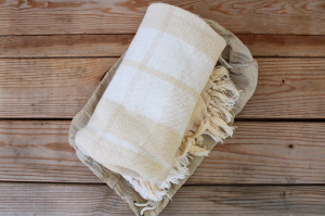 vintage beach blanket // Habitation Co.