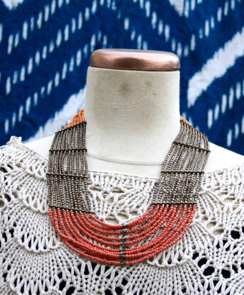 4 Ways to Style a Statement Necklace This Season // via Habitation Co.
