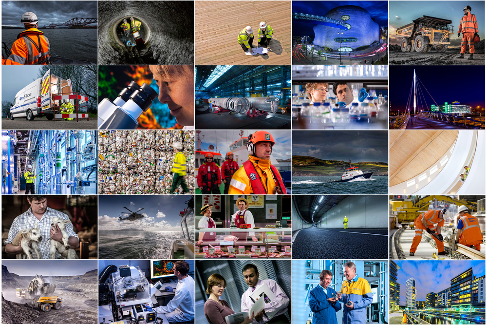 UK Industrial Photographer