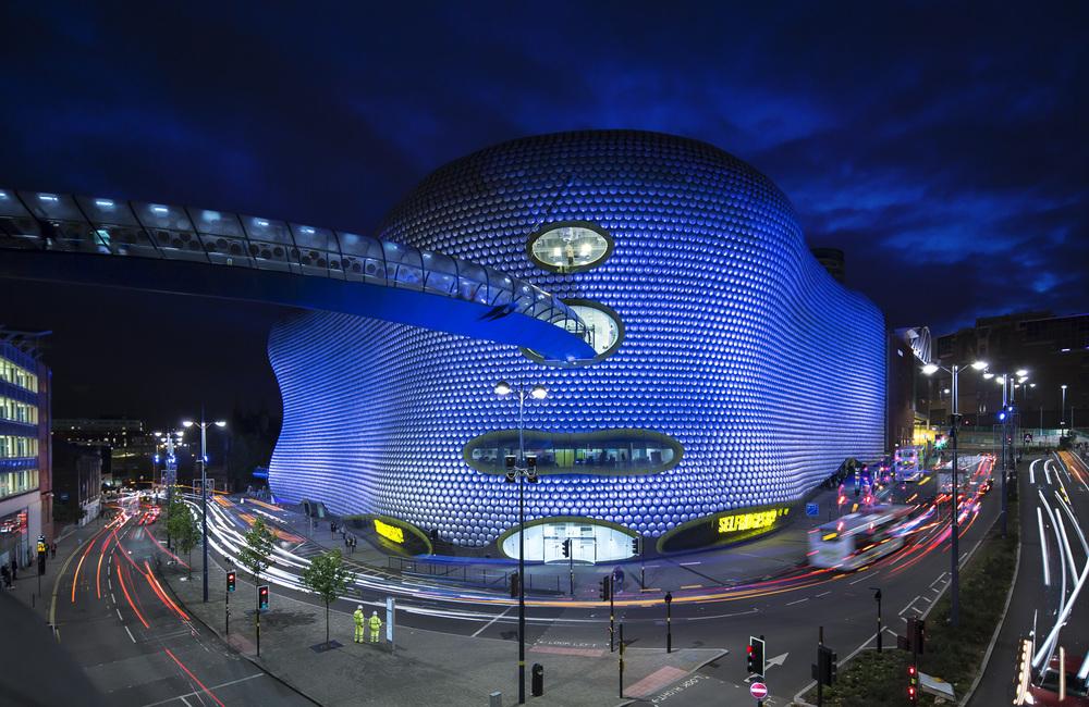 Architectural photographers Birmingham.