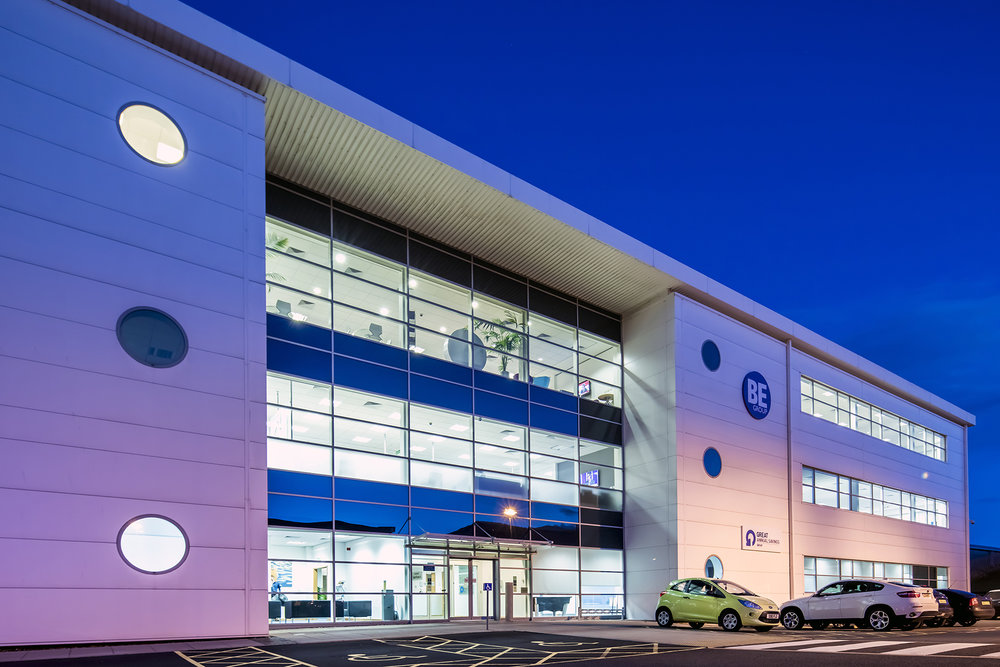 Spectrum Business Park photography