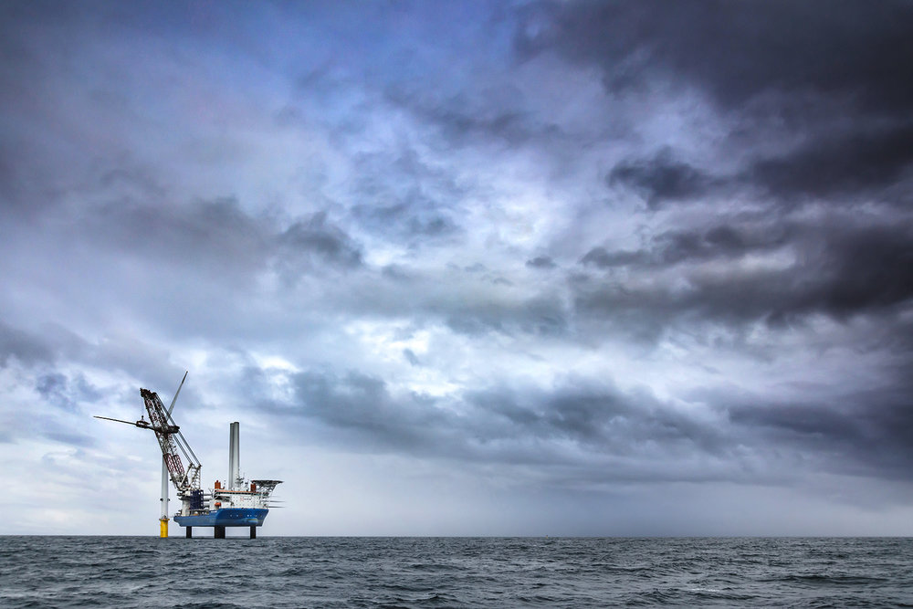 Offshore energy photographers.