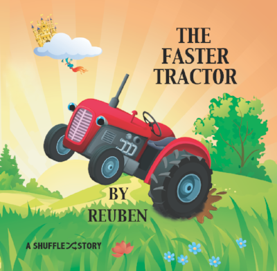 00 - The Faster Tractor - Front Cover.png