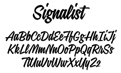 Ive Got A Thing For Bold Scripts So This Demonstration I Want To Focus In On Recreating One Letter And Redrawing It Be Even More Than