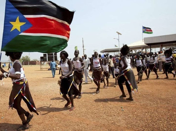 Today marks the day of independence of South Sudan. Take a moment to celebrate the beautiful people and country. Fight for peace, freedom, equality, unity, community and self-empowerment, and develop our youth. The struggle for a better nation begins with us #happyindependenceday 🇸🇸