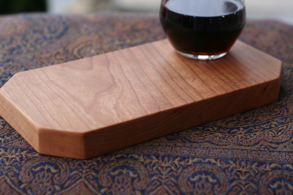 Cherry Cheese Board