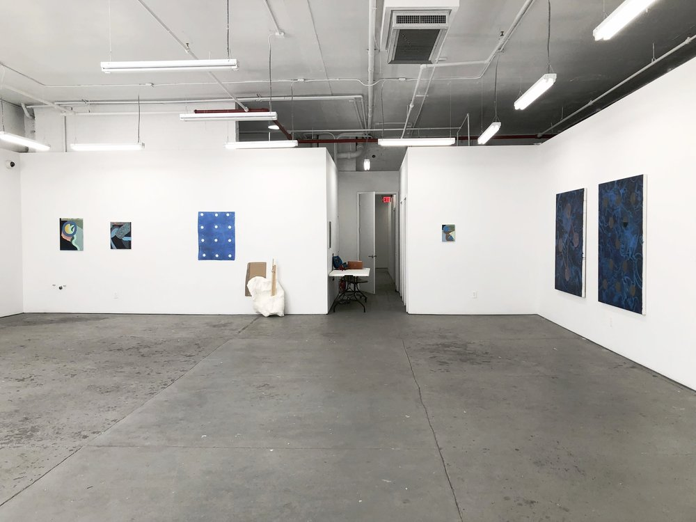 Skylight Installation View