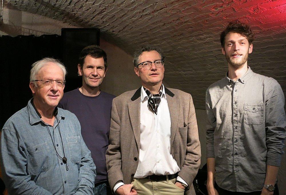 Jürg, Beat, Dieter, Silvan: NEXT