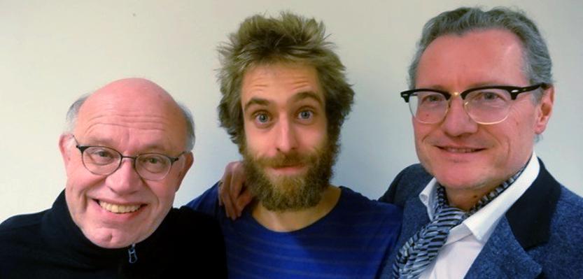 Christoph, Lino, Dieter...