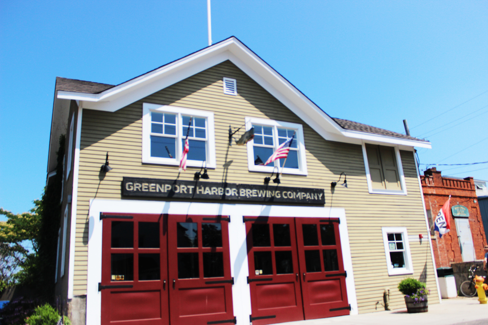 Greenport Harbor Brewing Company S Restaurant At Peconic