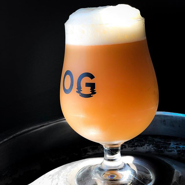 """Dropping this weekend at the tasting rooms. """"Sight of Land"""" 5.9 % abv - Hopped intelligently with Amarillo, Simcoe and Centennial. Unfiltered yet refined. A hop forward American Pale Ale, with a balance of malt to make quaffable. Tasting Notes: grapefruit peel, pineapple, white peach. Will be available for pints, flights, and growlers. #theogseries"""