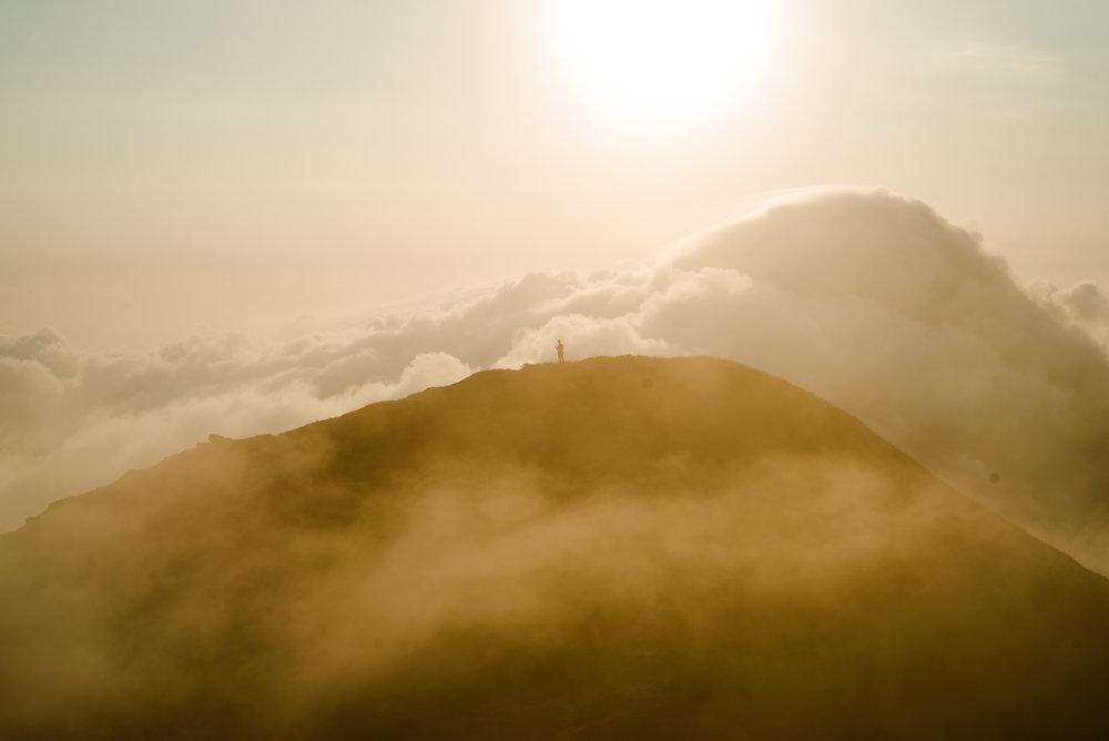 Sunset Peak, Hong Kong.