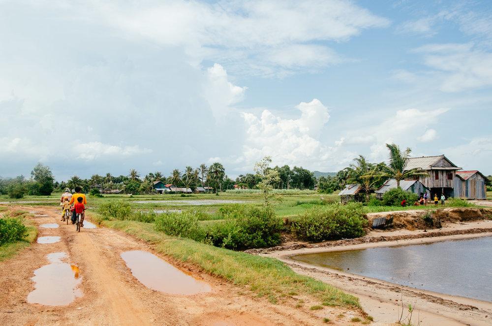 Near Kep, Cambodia.