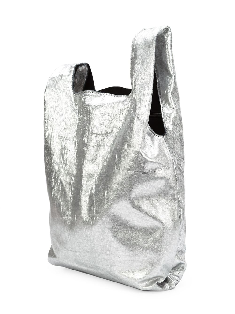 Maison Margiela Distressed Shopping Bag $1,390.