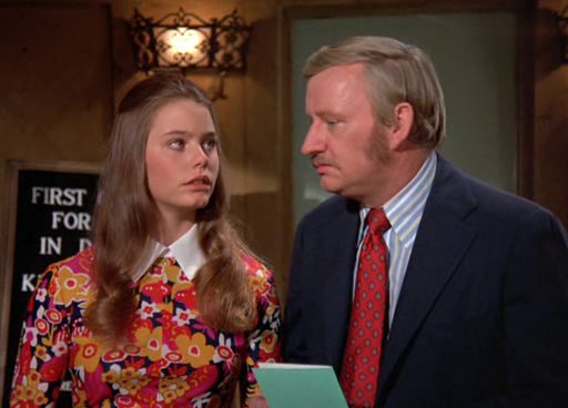 Lori Partridge and Rubin Kincaid