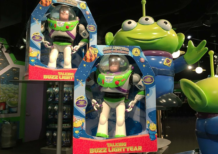 Package Design Buzz Lightyear Of Star Command Casey Ackermans