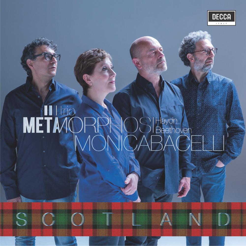 Trio Metamorphosi CD DECCA Scotland