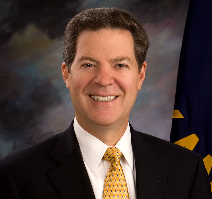Gov. Sam Brownback