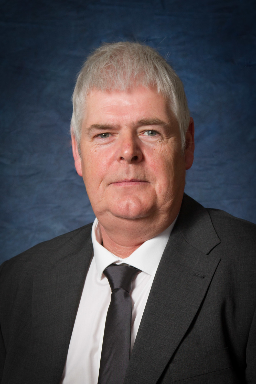 Brian Fitzpatrick  --  Office Administrator