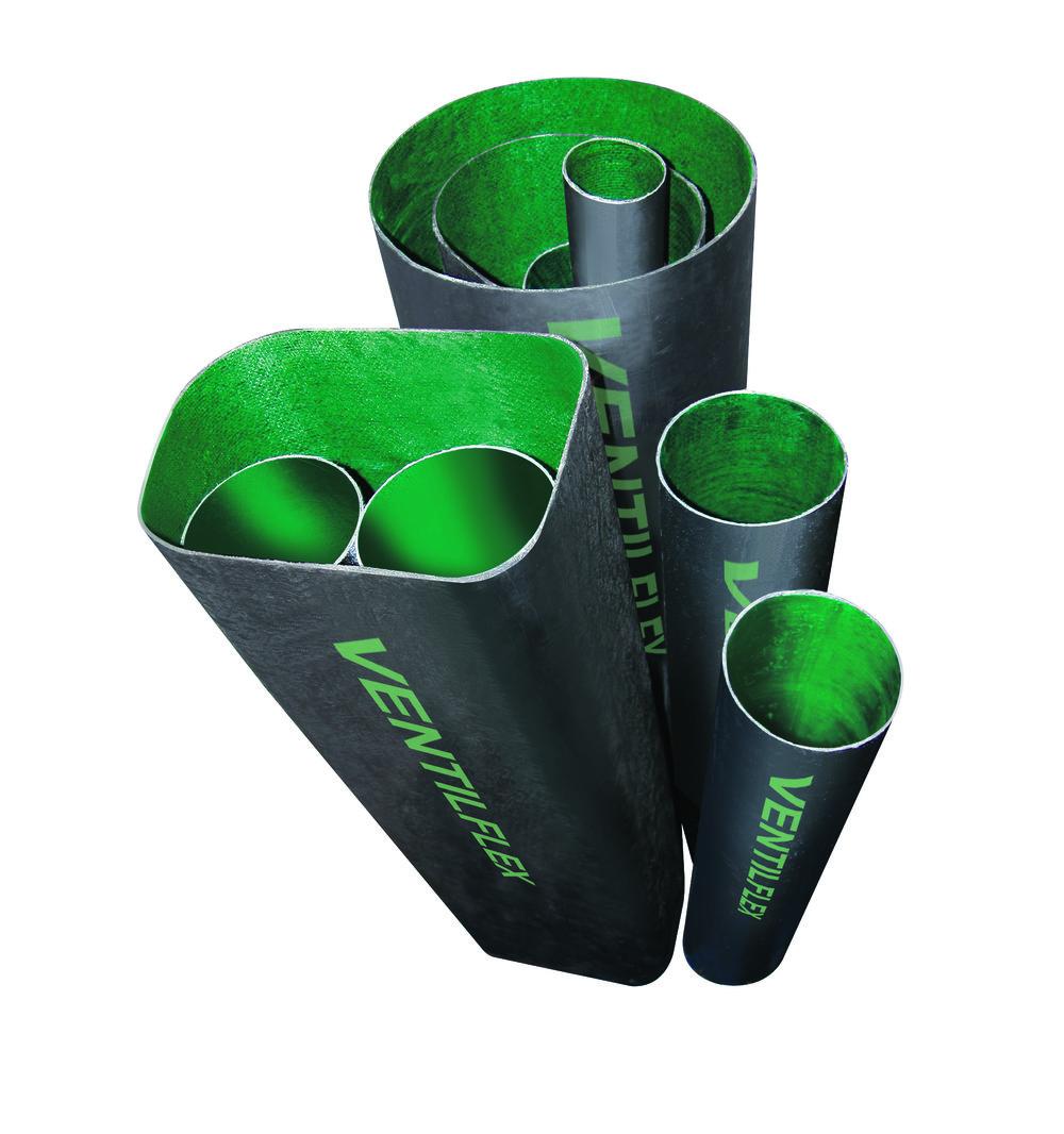 VentilFlex25 Green
