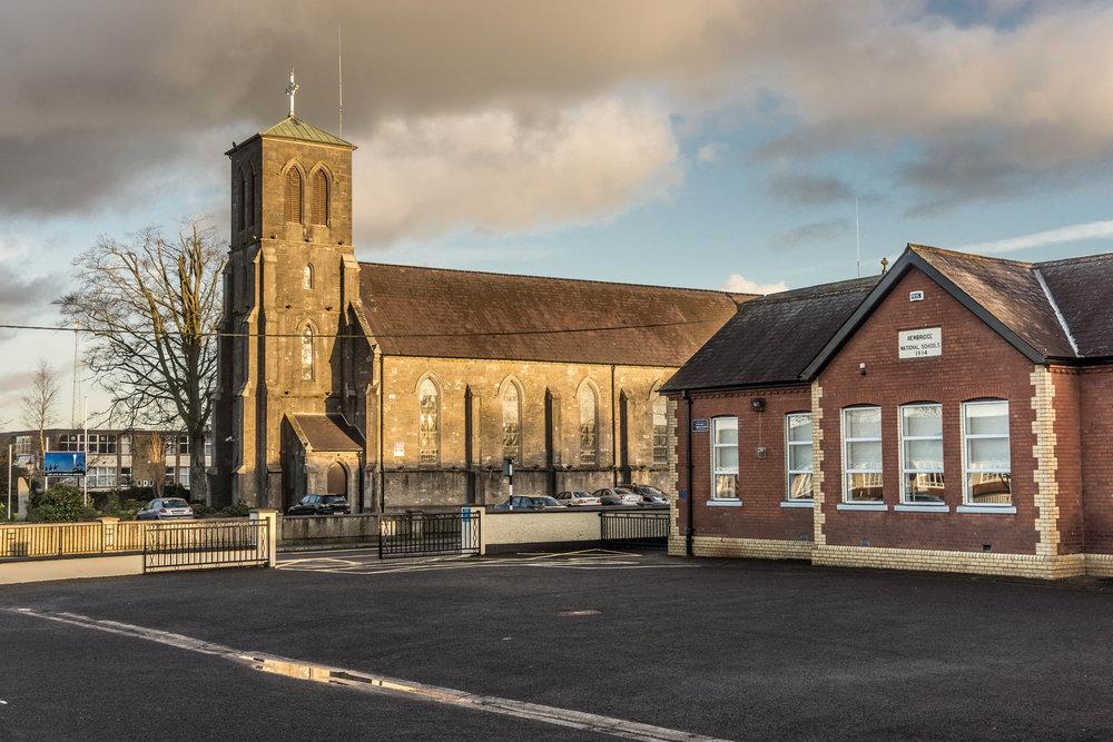 St.Conleths, Newbridge