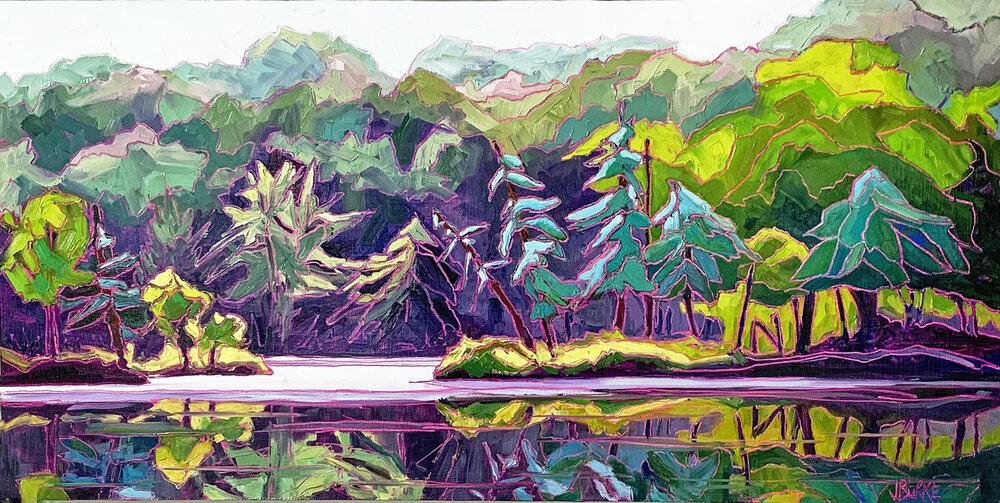 Kayak Morning of Wondrous LIght