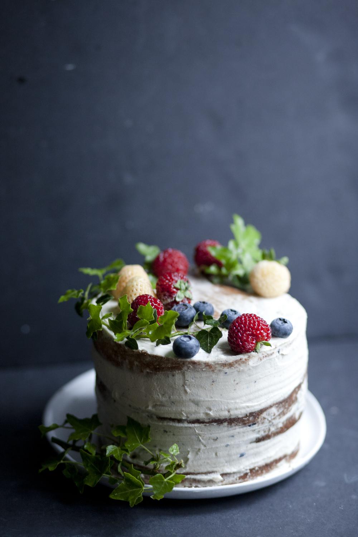 almond cake #glutenfree #vegan
