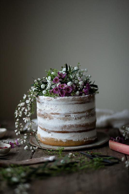 rubarb cake_salvialimone