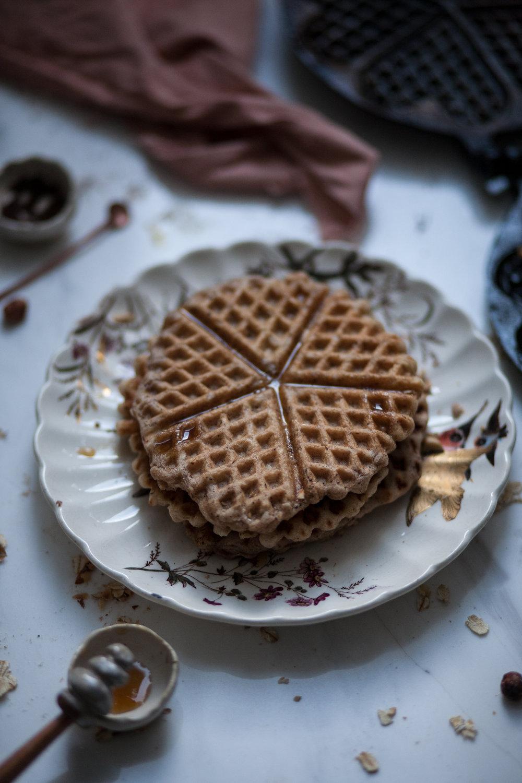 hazelnut waffles_salvialimone