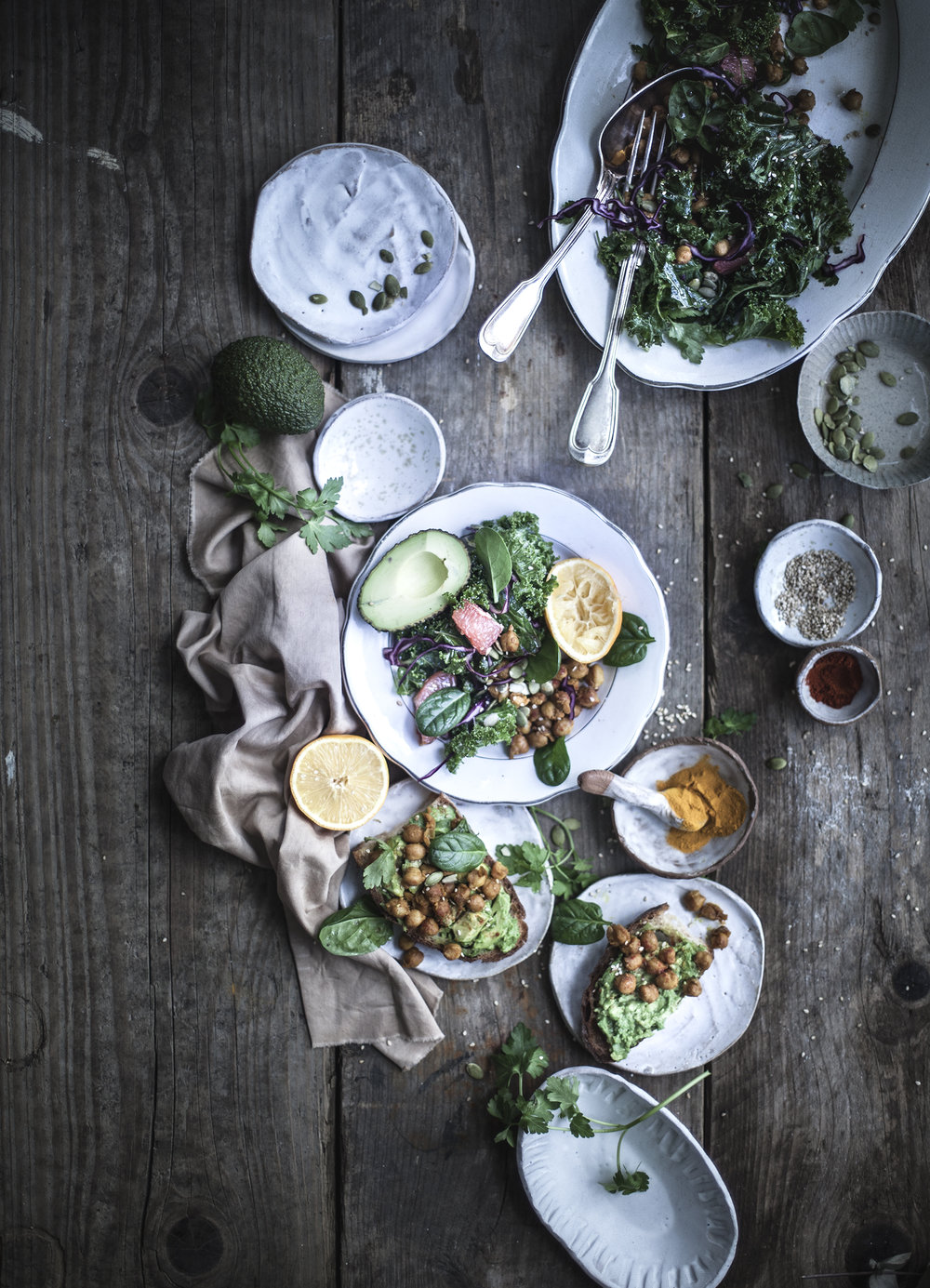 chickpeas salad_salvialimone