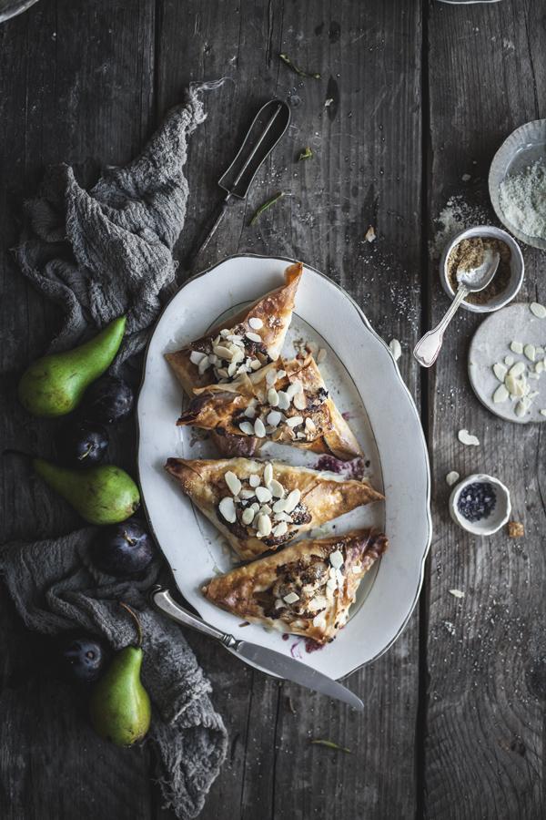 easy frangipane hand pies