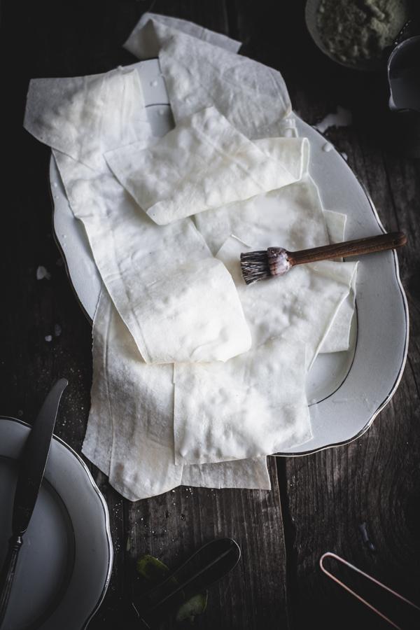 turkish filo pastry